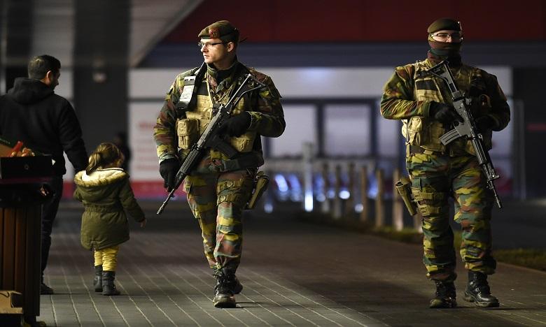 Un individu se fait exploser sur un terrain de football en Belgique