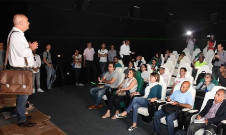 La capitale se dote du premier cinéma Premium d'Afrique
