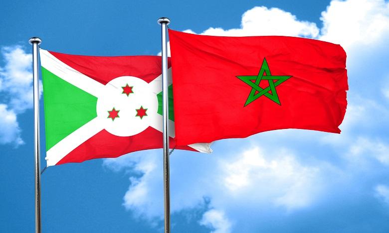 Les efforts du Souverain pour promouvoir l'émergence de l'Afrique salués par l'ambassadeur du Burundi