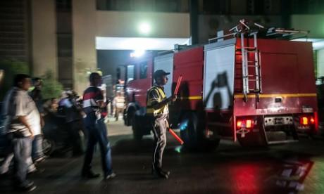Forte explosion près de l'aéroport du Caire