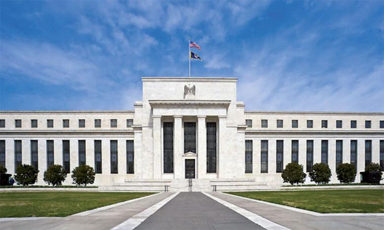 Lors de cette réunion, la banque centrale a relevé les taux pour la deuxième fois de l'année.                                     Ph. AFP