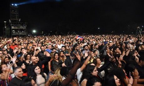 Mawazine 2018 attire 2,5 millions de spectateurs