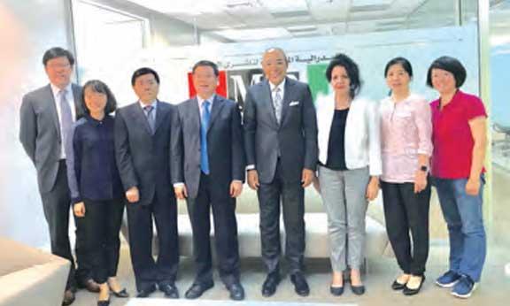 La FMEJ et l'Association des journalistes chinois s'engagent à renforcer leurs relations de coopération