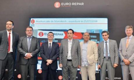 Sopriam vise 50 garages «Euro Repar Car Service» d'ici 2021