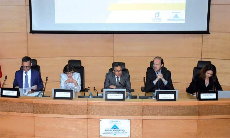 L'UE appuie la formation de 1.500 formateurs  et gestionnaires de l'administration marocaine afin  d'améliorer la lisibilité des programmes budgétaires