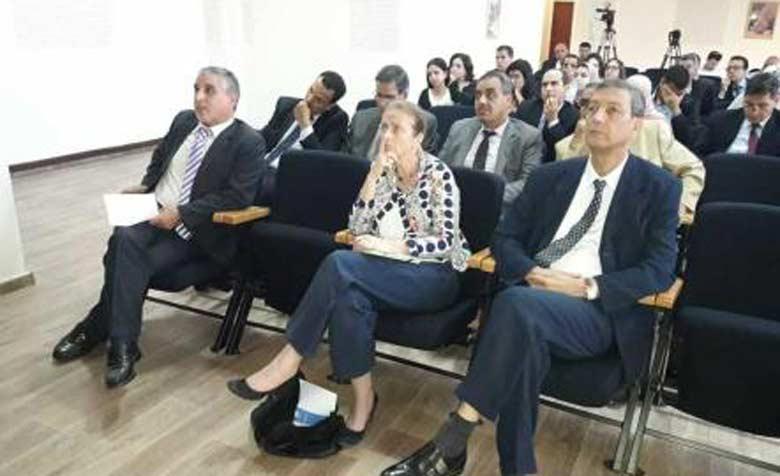 La représentante de la FAO au Maroc, Florence Rolle, a rappelé que la FAO mène actuellement, en collaboration avec le Haut Commissariat aux eaux  et forêts et à la lutte contre la désertification, plusieurs projets visant la restauration des écosystèmes forestiers et la création de sources de revenus pour  la population rurale. Ph. DR