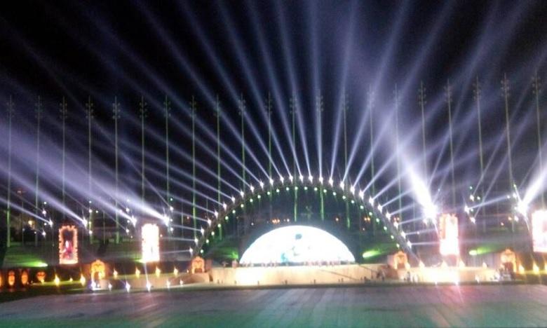 Le Maroc remporte la médaille d'or de l'épreuve de la course contre la montre