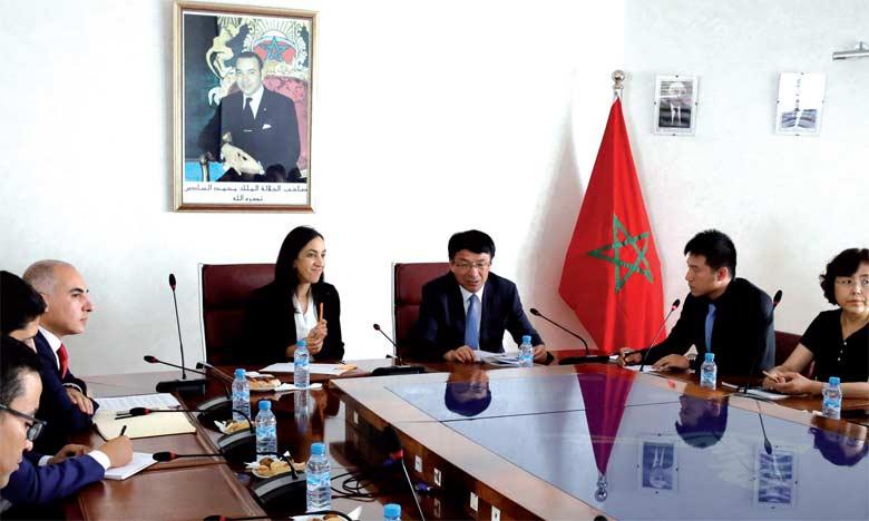 Le Maroc et la Chine examinent les moyens de renforcer leur coopération en matière de pêche et d'aquaculture