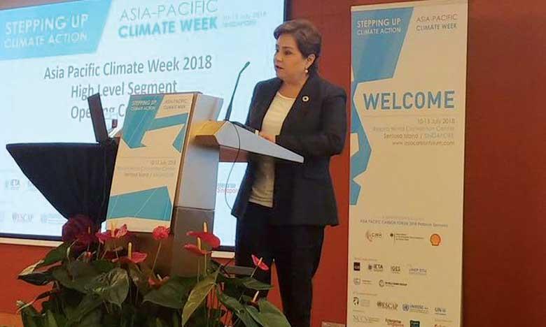 Appel pour la mobilisation  de 100 milliards de dollars pour la lutte contre le changement climatique
