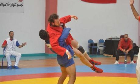 Cercle des arts martiaux japonais au firmament