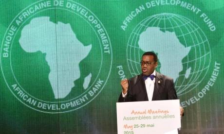 Le Maroc concentre 11% du portefeuille de la BAD en Afrique
