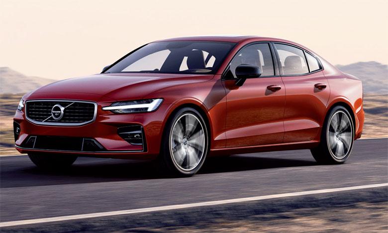 Lancement de la nouvelle S60, première Volvo construite aux États-Unis