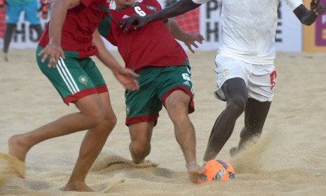 Beach-soccer : L'équipe nationale remporte le tournoi international d'Agadir