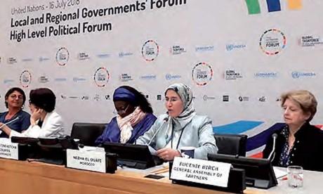 Le Maroc expose à New York ses efforts pour la promotion du développement durable