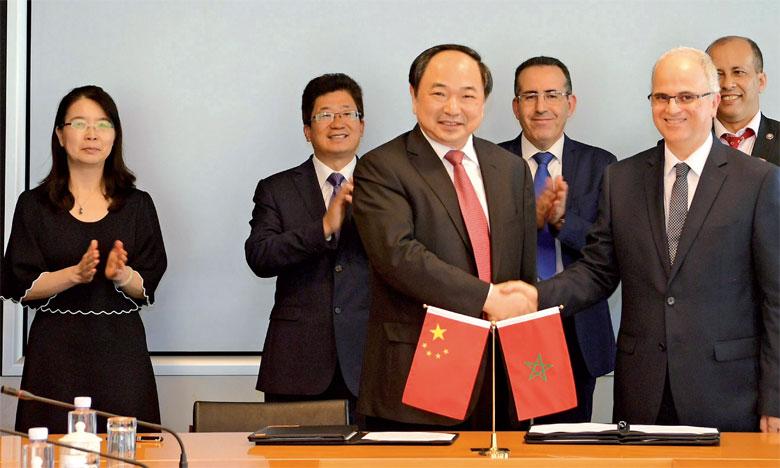 Barid Al-Maghrib concrétise son partenariat avec China Post Group