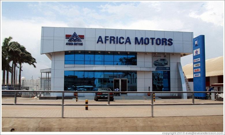 Africa Motors introduit les véhicules commerciaux russes GAZ