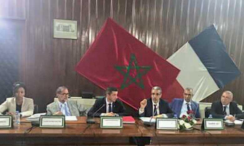 Renforcement des relations entre la capitale  du Gharb et Saint-Étienne