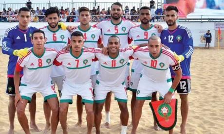 Le Maroc décroche le titre