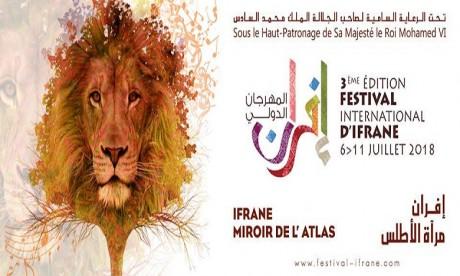 La cité abrite son troisième Festival international