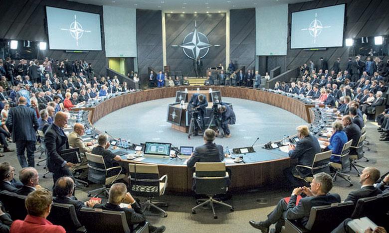 L'OTAN a invité mercredi la Macédoine à ouvrir des négociations pour intégrer l'Alliance atlantique, après l'accord avec la Grèce sur le nom du pays.