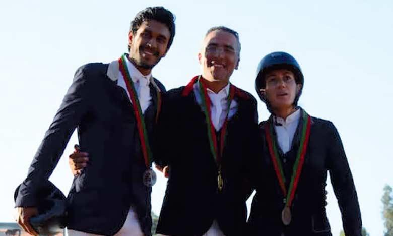 Ghali Boukaa domine l'épreuve phare  du Championnat du Maroc