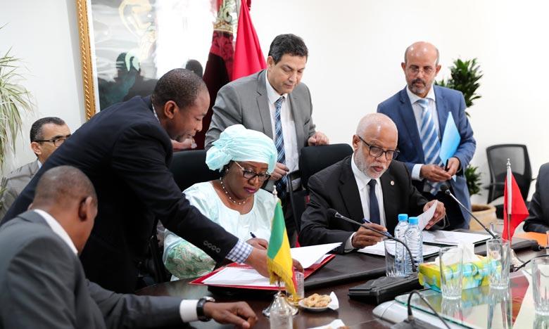 Accord maroco-malien sur le travail