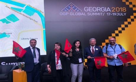 Le Maroc adhère à l'Initiative du  Partenariat pour un Gouvernement Ouvert