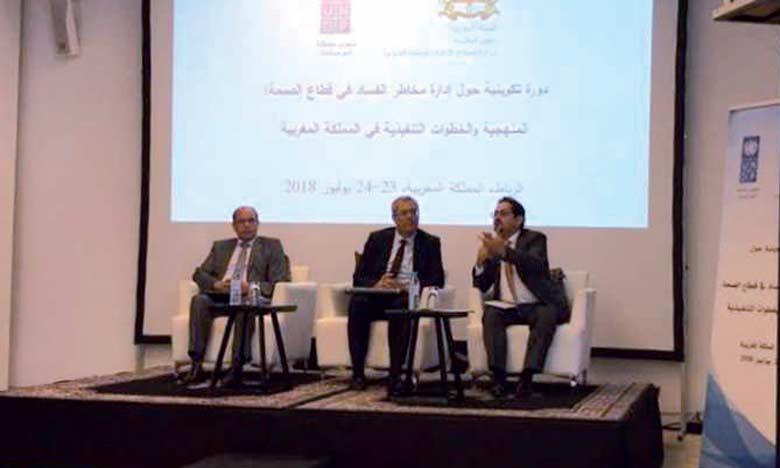 Le ministère de la Fonction publique et le PNUD forment les hauts cadres de la Santé à la gestion des risques  de corruption