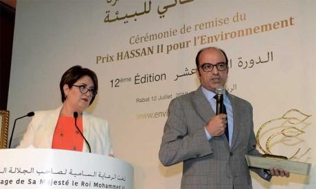 Lydec primée par le Prix Hassan II  pour l'environnement