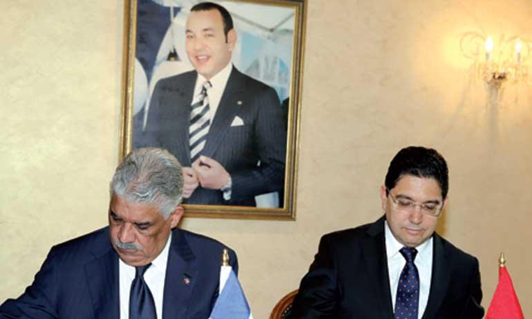 Le Maroc et la République dominicaine déterminés à donner une nouvelle impulsion à leurs relations de coopération aux niveaux politique, économique et commercial