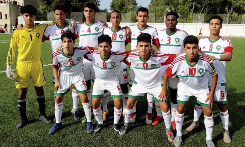 Les Lionceaux U15 surclassent le Cameroun et filent en finale
