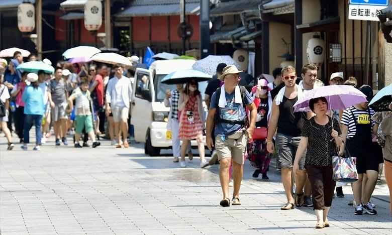 Le Japon est en proie à des températures étouffantes depuis plusieurs jours. La majorité des décès concernent les personnes âgées, mais des enfants figurent aussi parmi les victimes. Ph : DR