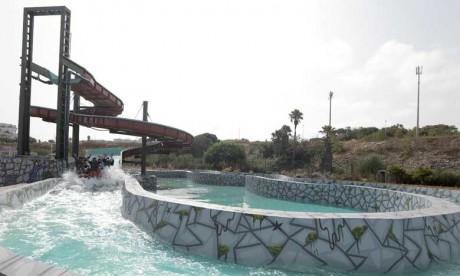 «Al-Mouja», nouvelle  attraction au parc Sindibad