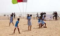 Programme «Sports de plage»  : la première édition lancée à Laâyoune