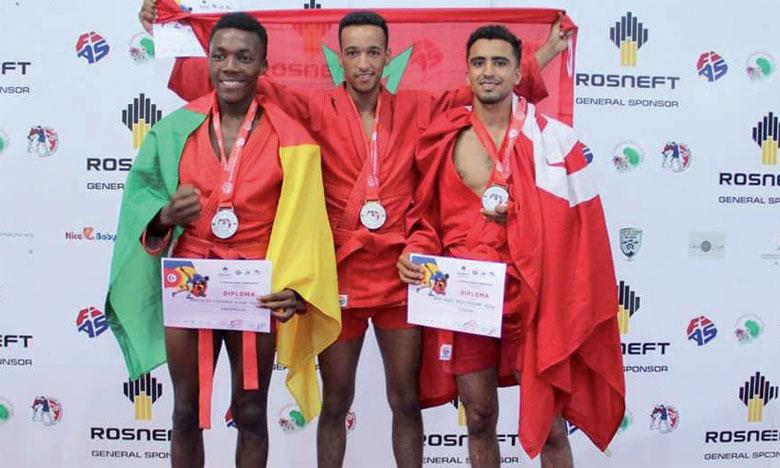 Le Maroc survole la compétition avec 17 médailles dont 11 en or
