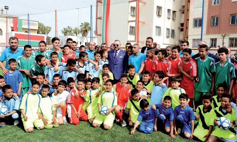 Le Maroc aura 14 stades en 2026