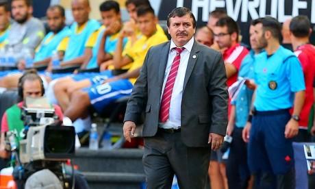 Le Costa Rica se sépare de son coach Ramirez