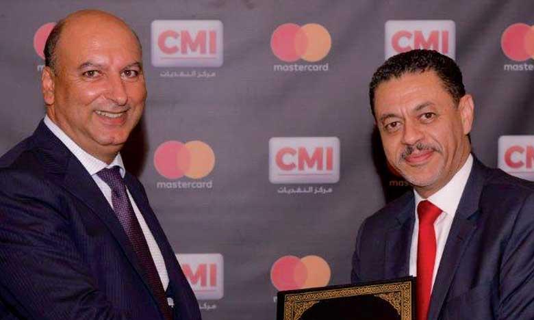 La collaboration entre le CMI et MasterCard portera aussi sur des applications mobiles comme Apple Pay ou Samsung Pay.