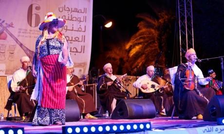 Et de sept pour le festival national des Arts d'El Aïta Jabalia