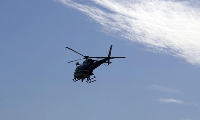 Corée du Sud: 5 morts dans le crash d'un hélicoptère militaire