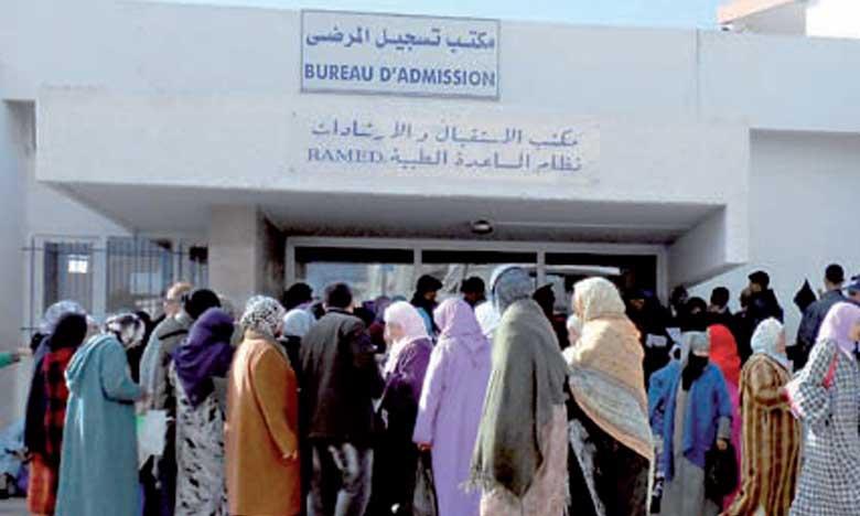 ONDH: Le Ramed a nettement amélioré la couverture médicale au Maroc