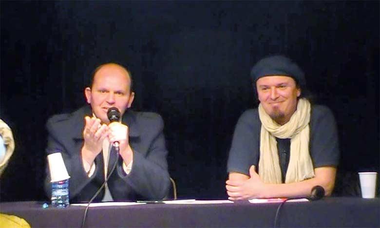 Salim Yezza (à droite) a été arrêté pour avoir publié sur sa page Facebook «une analyse sur les évènements de Ghardaïa, théâtre en 2015 d'affrontements communautaires entre Mozabites et Chaambas (Arabes) qui ont fait plus de 35 morts.  Ph. DR