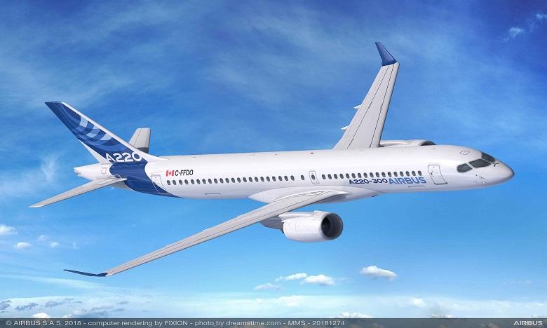 A220-300 : Arrivée d'une nouvelle génération de compagnies aériennes américaines