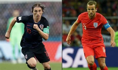 L'Angleterre et la Croatie aux portes de l'histoire