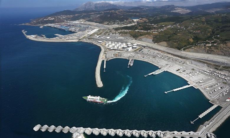 Tanger-Med : Hausse du trafic conteneurs et baisse du trafic passagers