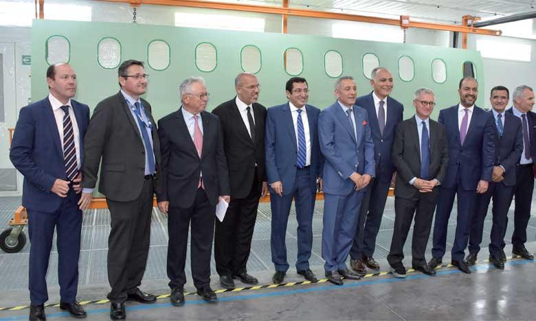 Entrée en service en février dernier, la joint-venture SFML a été officiellement inaugurée le 4 juilet. Ph. Seddik