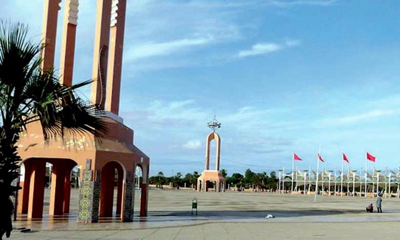 Des parlementaires des pays andins en visite à Laâyoune