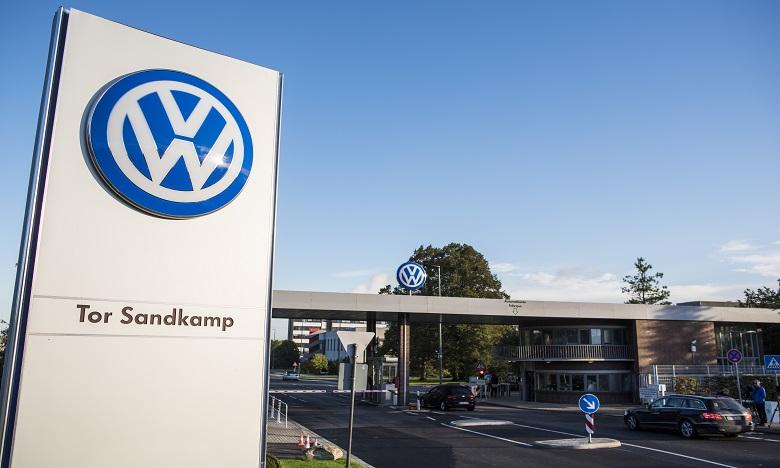 Le constructeur allemand Volkswagen avait mis en circulation des véhicules munis de logiciels truqués qui dissimulaient le taux réel de de gaz polluants. Ph. AFP