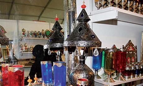 Quelque 180 exposants à la Foire régionale d'artisanat