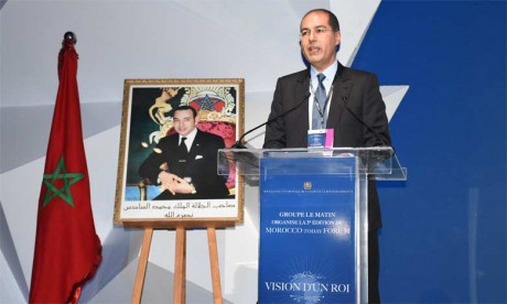Khalid Safir, wali, directeur général des Collectivités locales